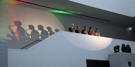 """Flashmob zur Eröffnung des """"Science Day"""" der Medizinischen Fakultät der Uni Münster"""